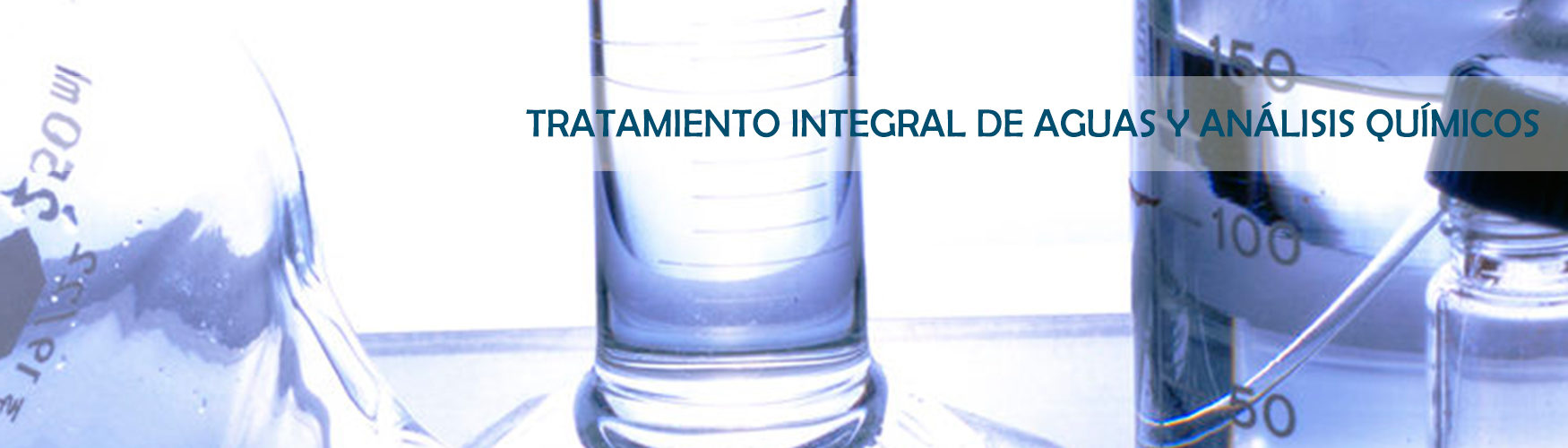 banner de tratamiento integral de aguas